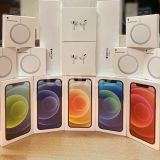iPhone 11 64GB 350eur,iPhone 12 Pro 500eur,iPhone 12 420eur,Samsung S21 5g 430eur e others